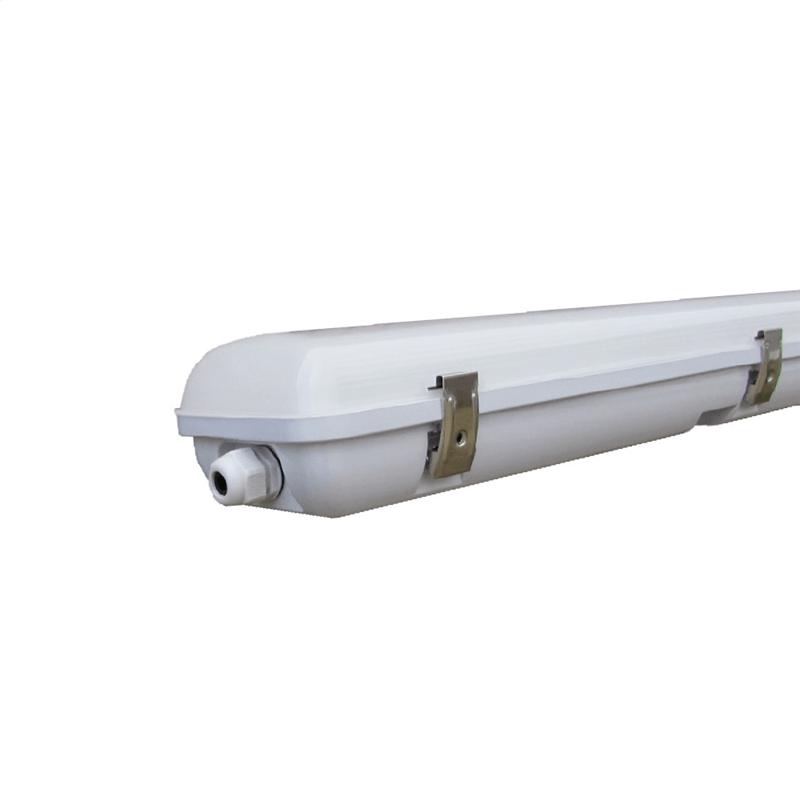 30w Single 5ft Vapour Proof LED Fitting