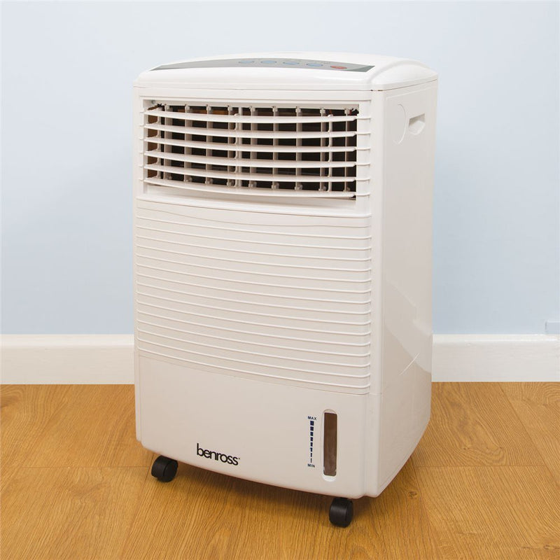 70W Portable Air Cooler Humidifier