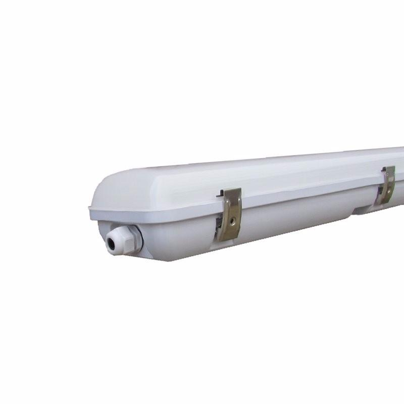 30w Single 5Ft Vapour Proof Emergency LED Fitting