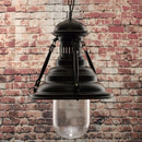 Ottawa Traditional Hanging Industrial Ceiling Light