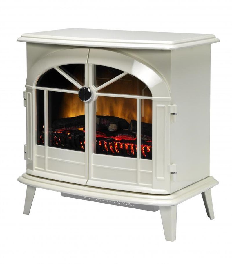 Chevalier Freestanding Electric Stove - White