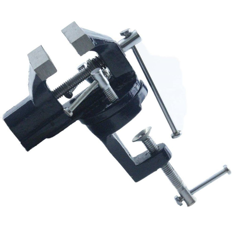 60mm Clamp on Vice Swivel Base
