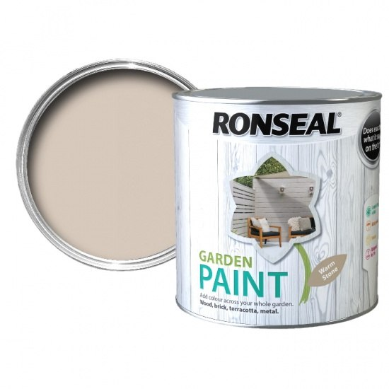 750ml Garden Paint - Warm Stone
