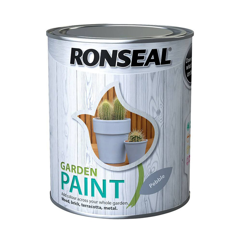 750ml Garden Paint - Pebble