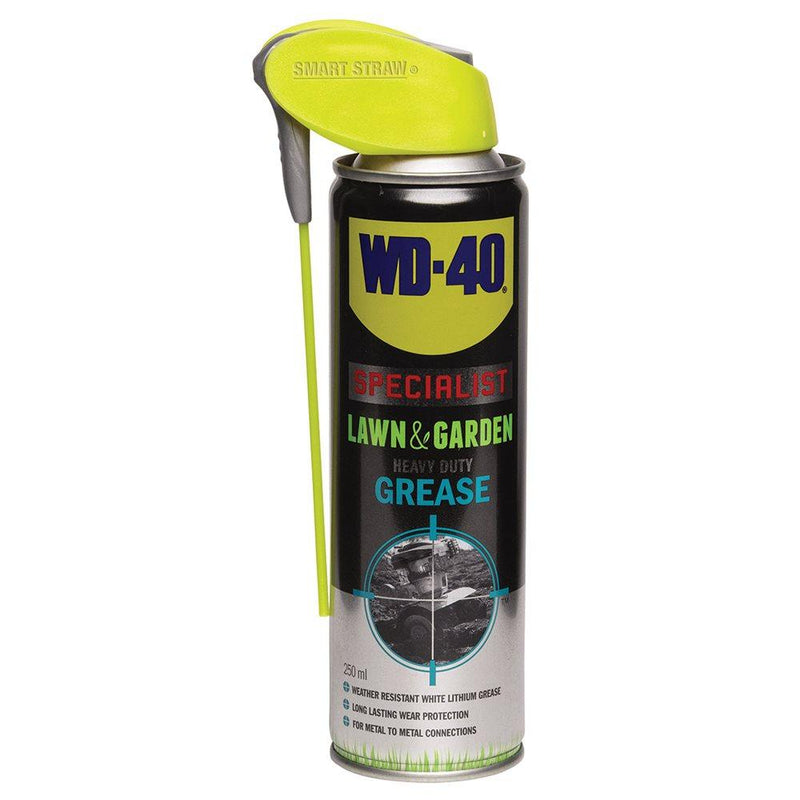 Lawn & Garden Heavy Duty Grease - 250ml Smart Straw