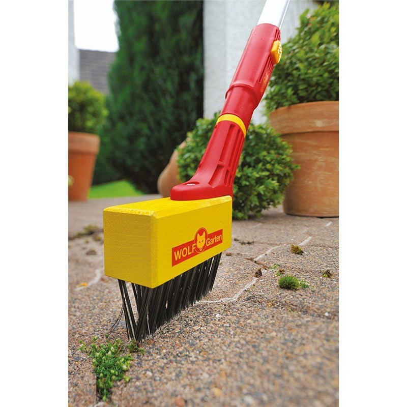 Multi-Change Weeding Brush