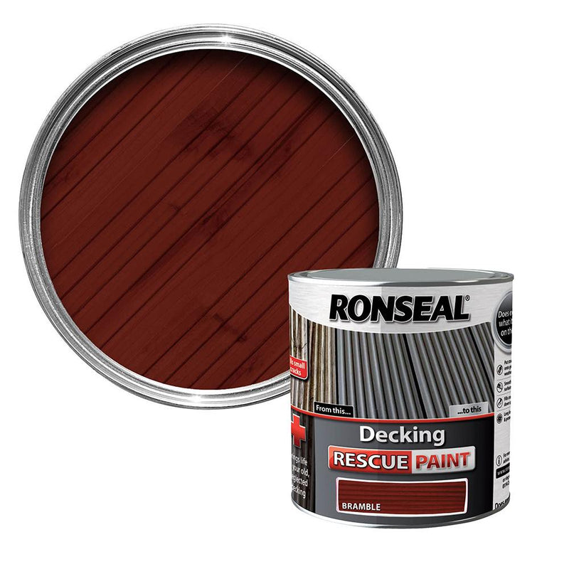 Ultimate Protection Decking Paint 2.5L - Bramble