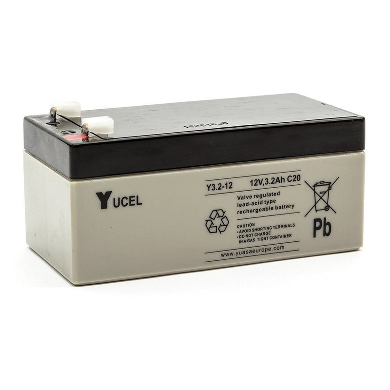 12V 3.2Ah Sealed Lead Acid Battery