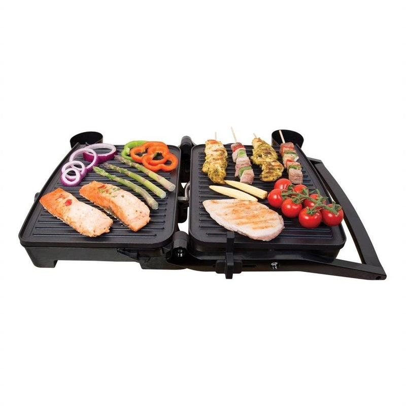 180 Degree Duo Health Grill - Press or Flat Grill
