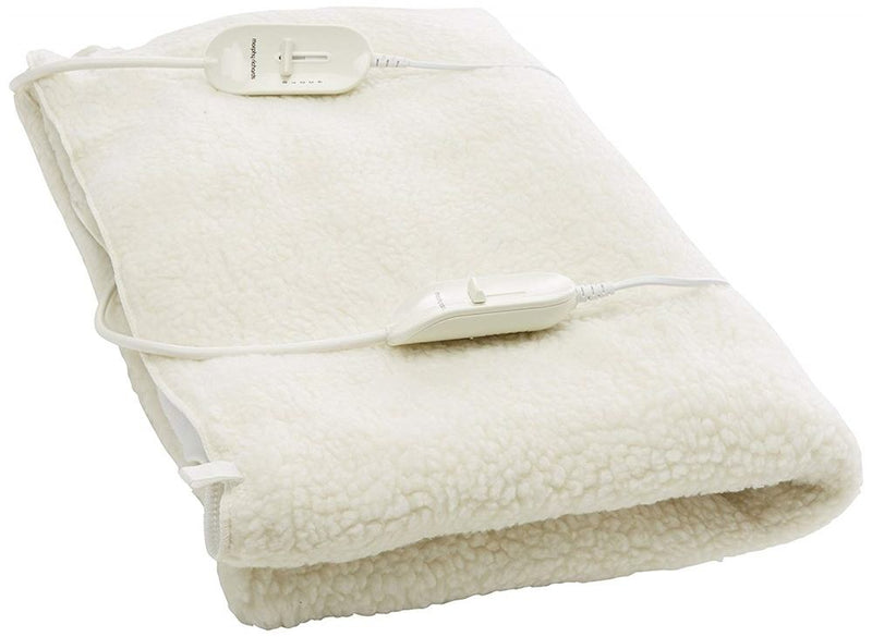 Double Dual Washable Fleece Heated Underblanket