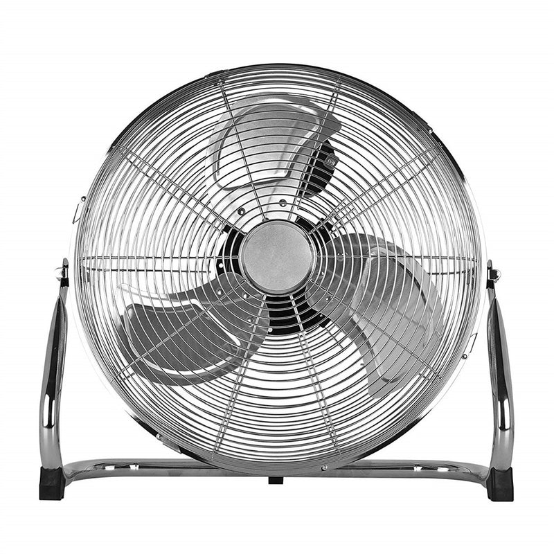 "16"" Chrome Floor Fan"