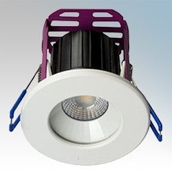 Ramada 8.5W LED Fire Rated Downlight - 4000K, Dimmable