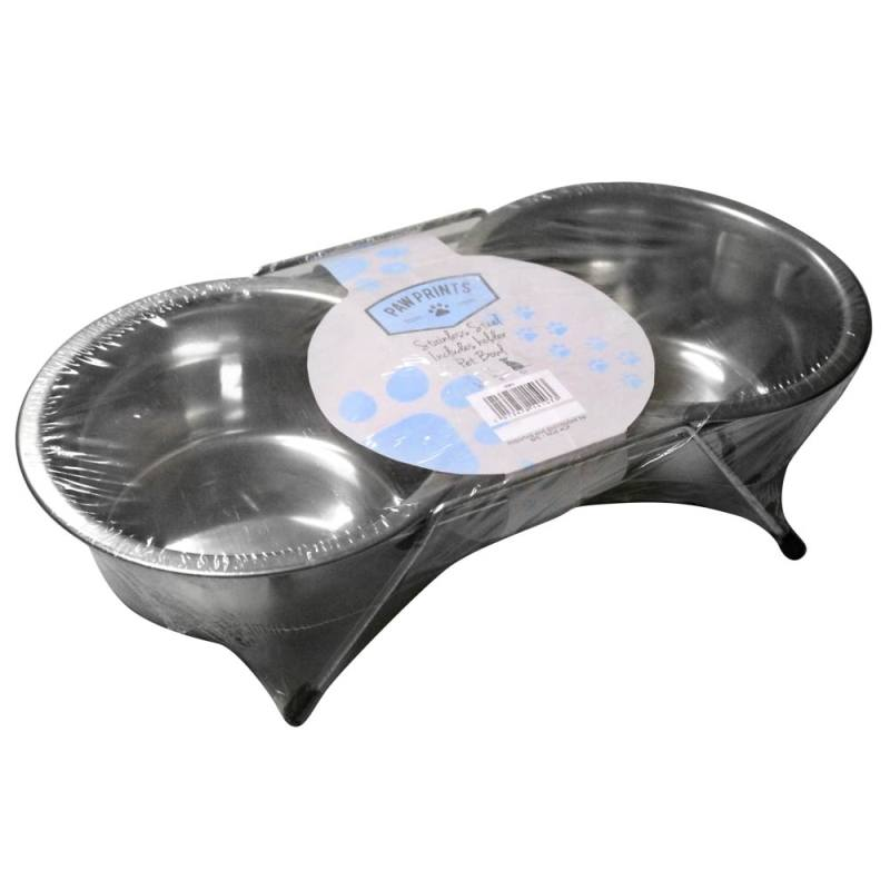 Double Diner Non Slip Bowl Set