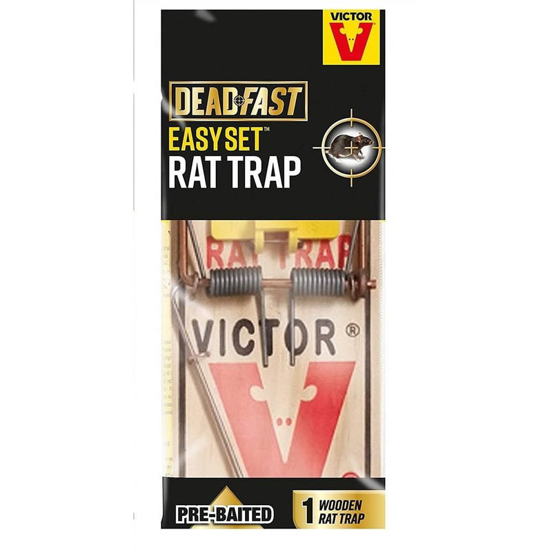Easy Set Mouse Traps - Twin Pack