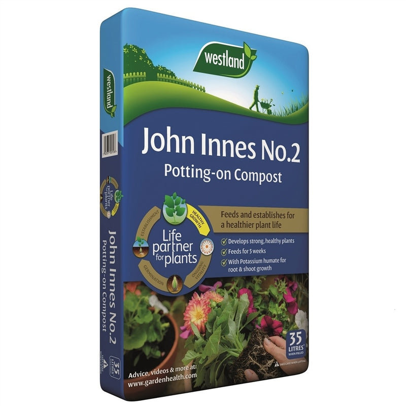 John Innes Number 2 Potting-on Compost - 35L