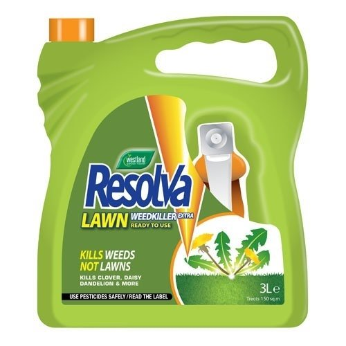 3 Litre Ready to Use Lawn Weedkiller