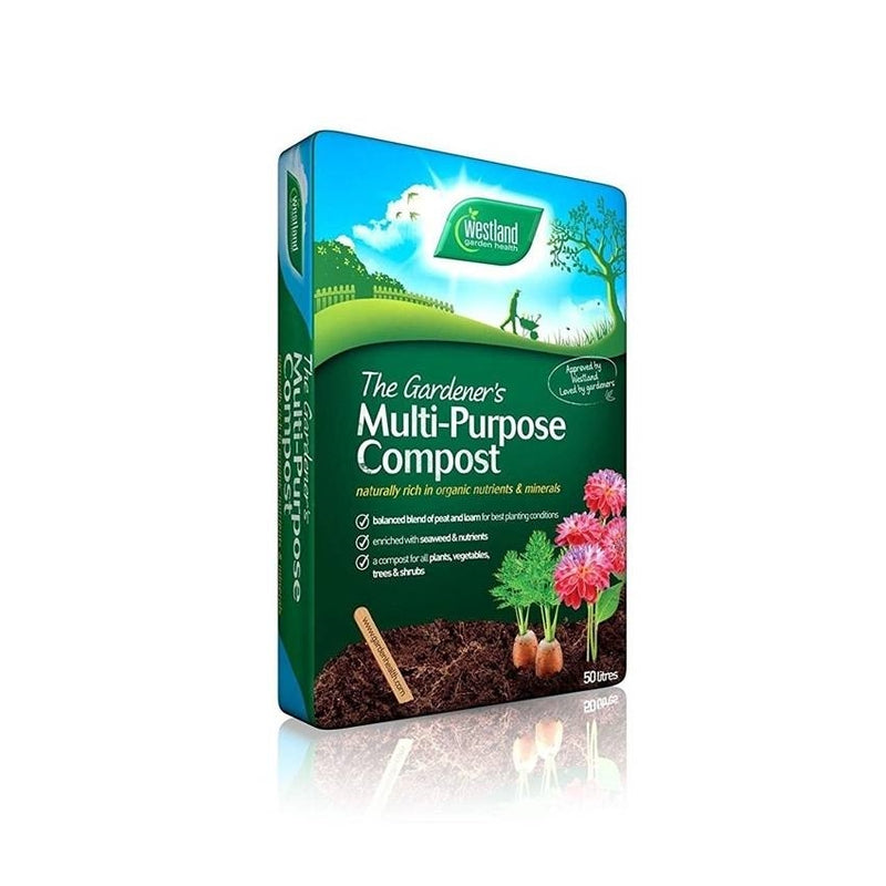 Gardener's Multi-Purpose Compost - 80L