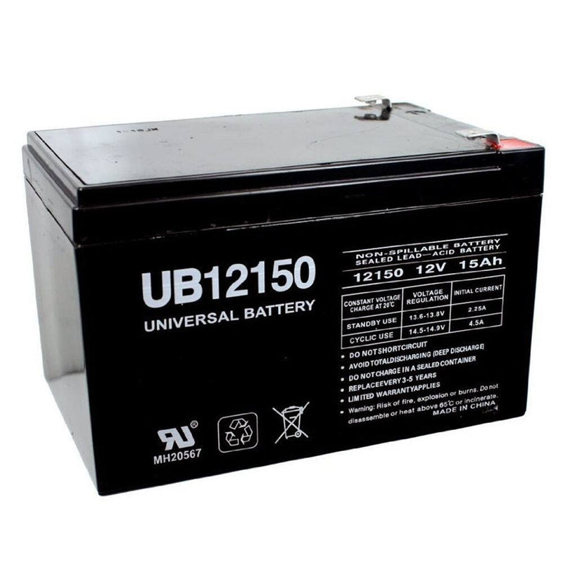 12V 15AH Sealed Lead Acid Battery