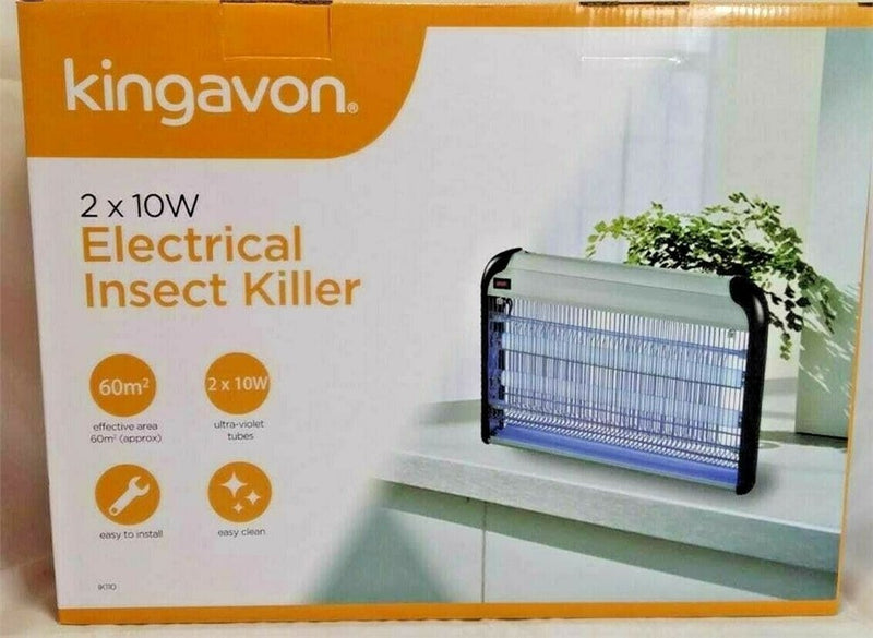 2 x 10W Electric Insect Killer