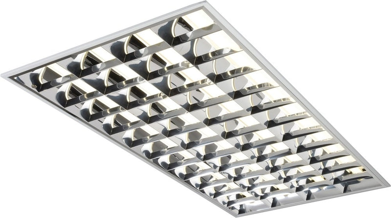 230V IP20 4x36W T8 HF CAT2 Modular Fluorescent Fitting