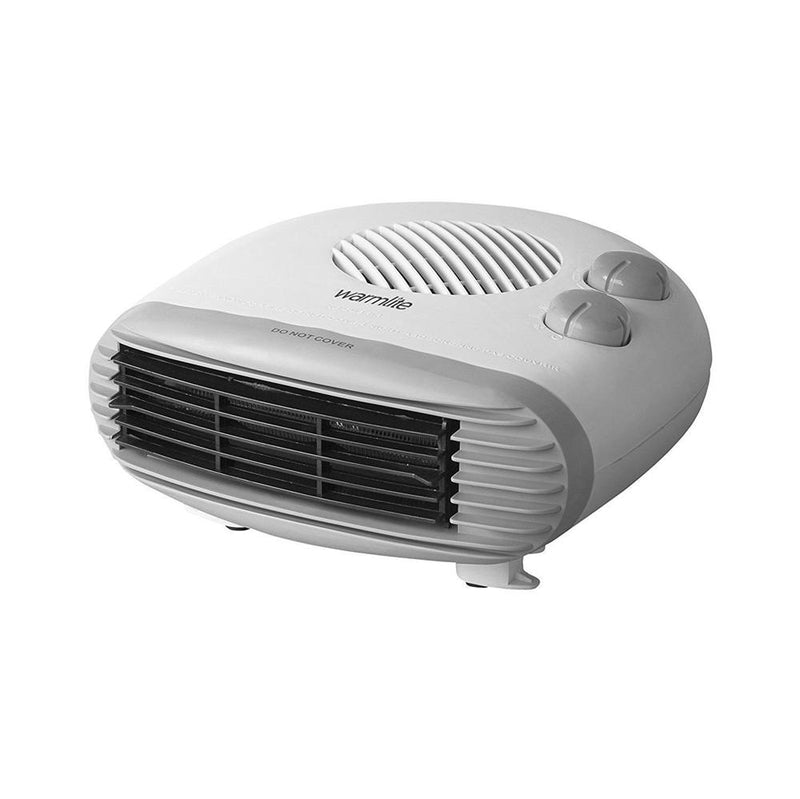 2kW Flat Fan Heater (2019 Model)