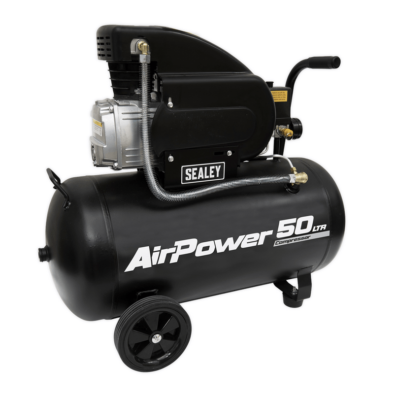 50L 2HP Direct Drive Compressor
