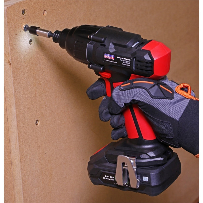 "20V 1/4"" Hex Head Impact Driver - Body Only"