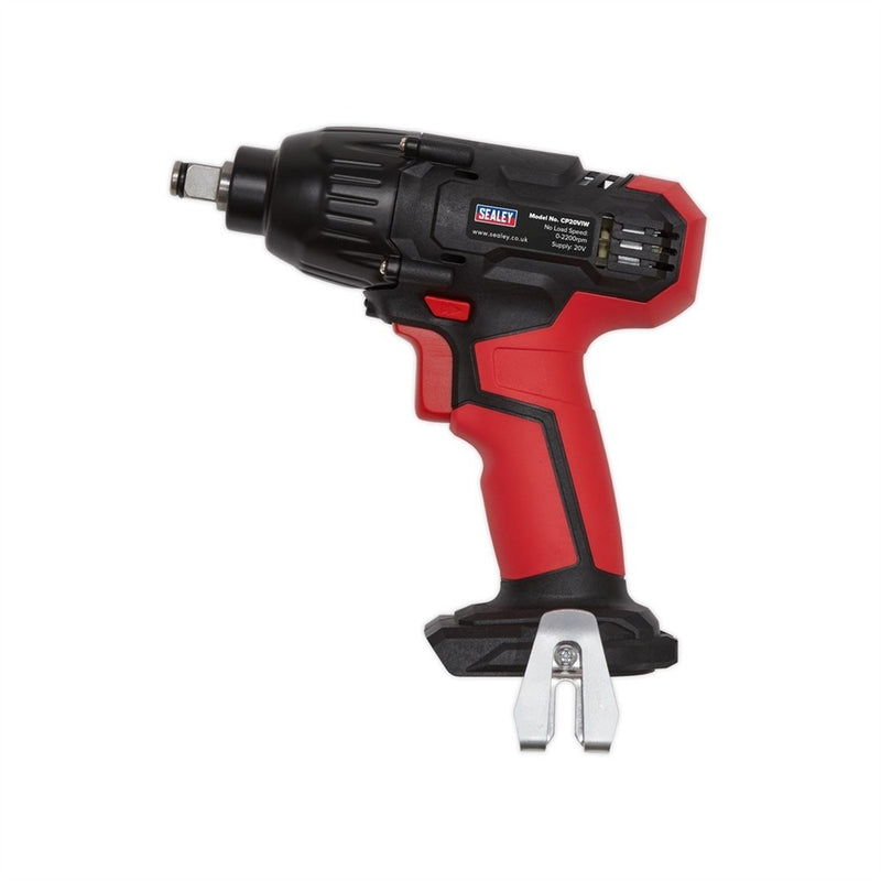 "20V 1/2"" Square Drive Impact Wrench - Body Only"