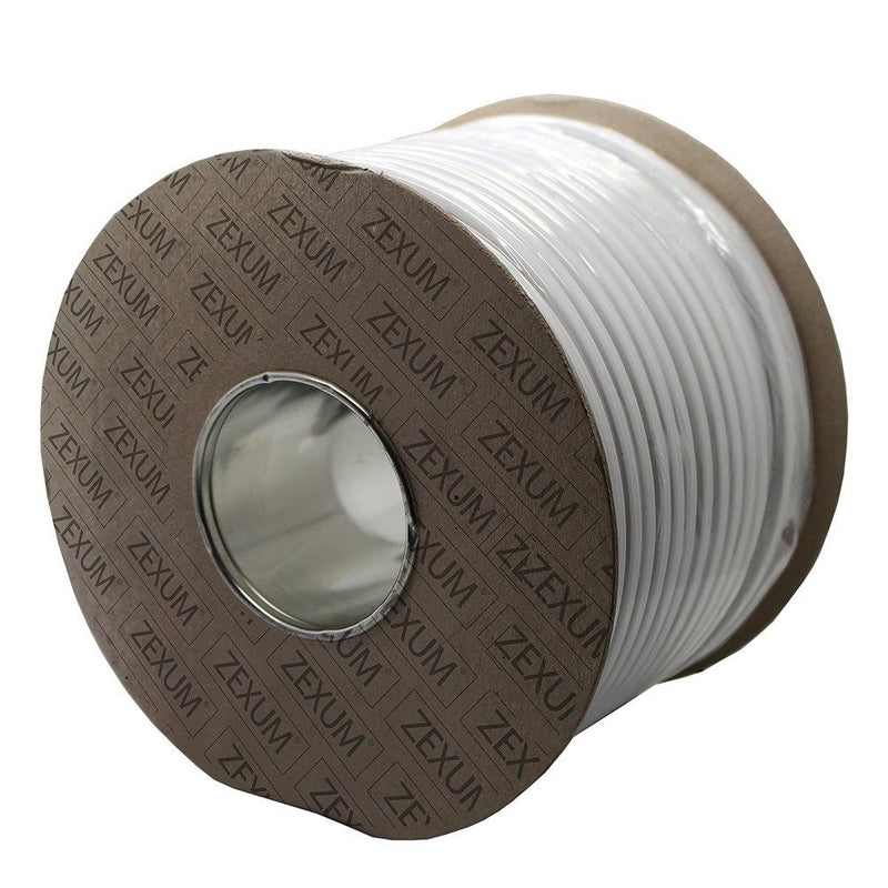 1.5mm 4 Core White Cable Flexible 3184Y - 10m