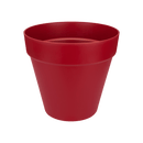 Loft Urban Round 30cm Pot - Cranberry Red