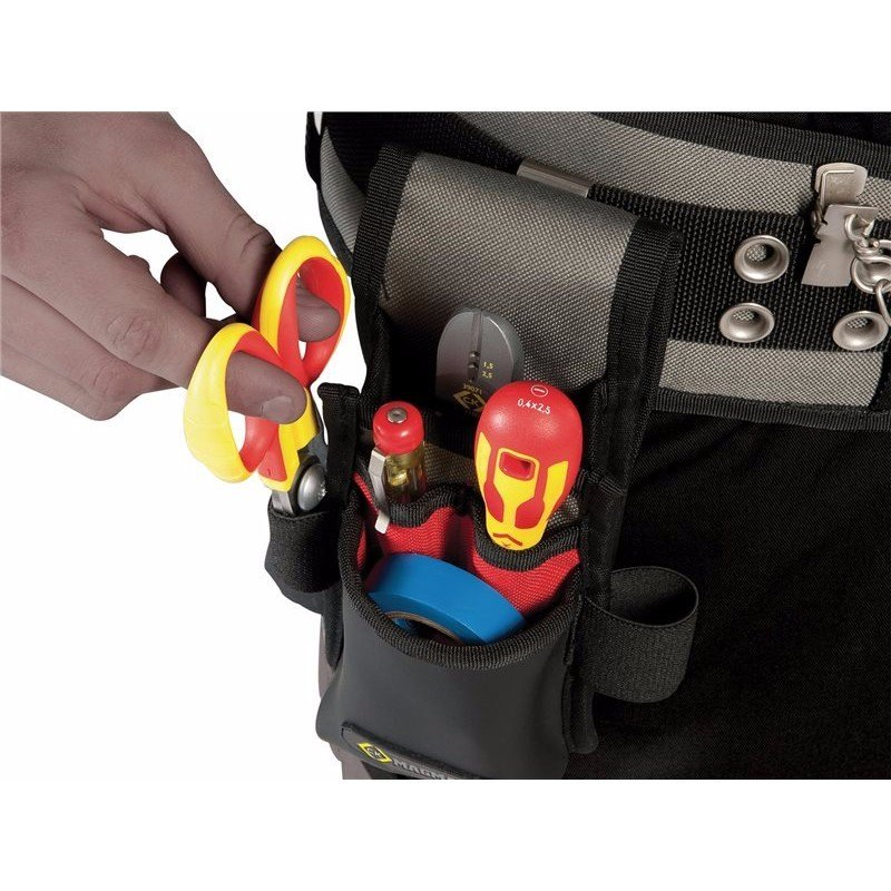Hand Tool Pouch for Electricians & Technicians Equipment