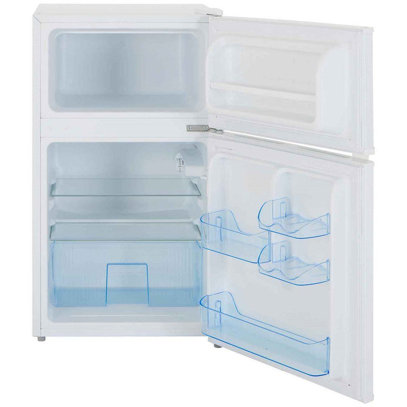 T50084W 92 Litre Under Counter Fridge Freezer - White