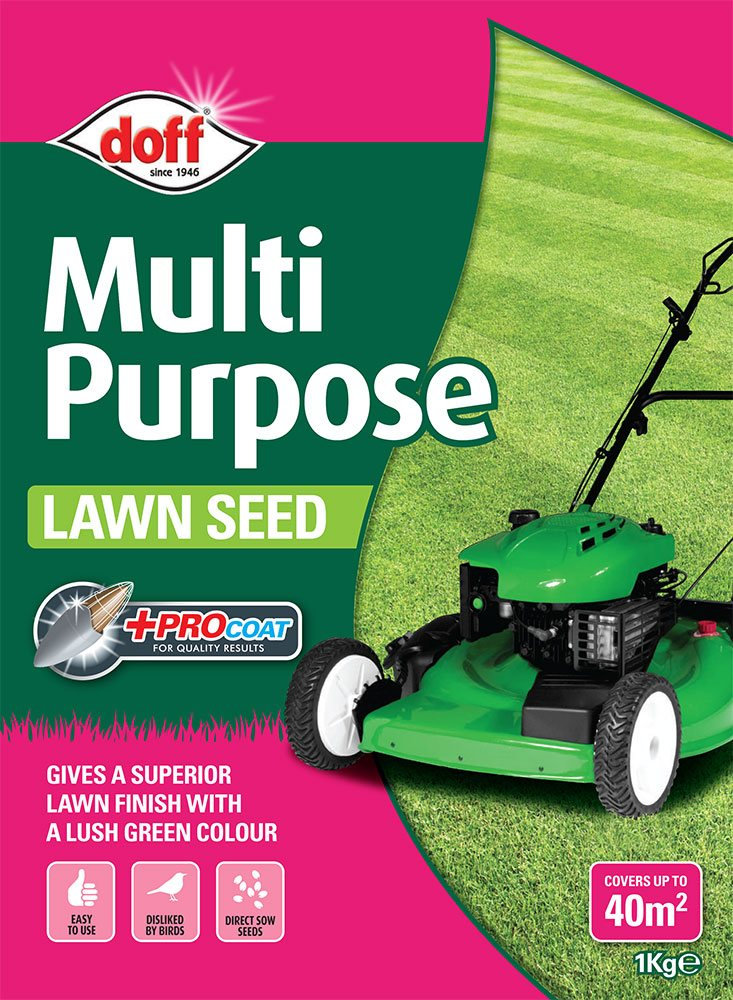 Multipurpose Lawn Seed with ProCoat - 1KG