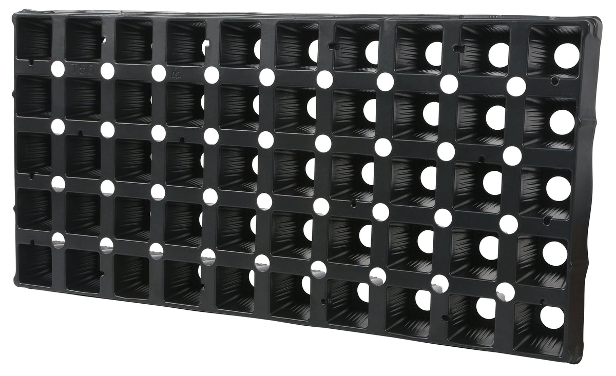 Super Sprouter 50 Cell Square Plug Insert 70 case