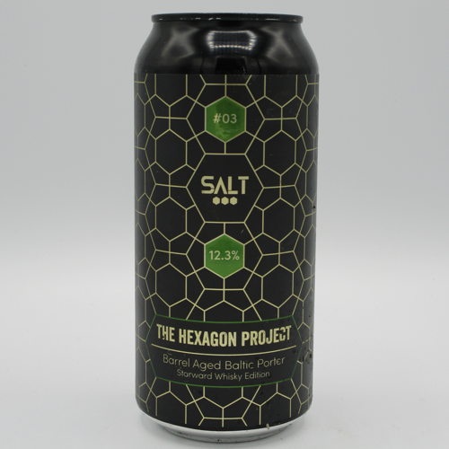 Salt - The Hexagon Project #03