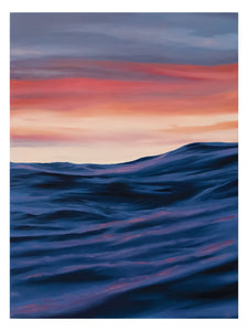 Stormy Sunset - Limited Edition Giclée Print