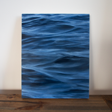 Load image into Gallery viewer, 'Silken' - oil painting on wooden panel