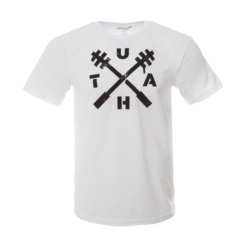 Utah Honey Stick White Tee