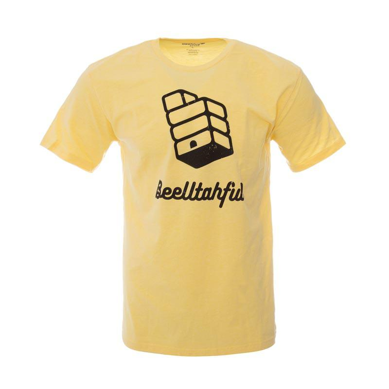 BeeUtahful Yellow Tee
