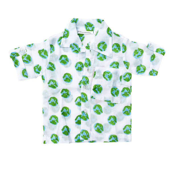 Shirt - The Earth or Brussels Sprouts