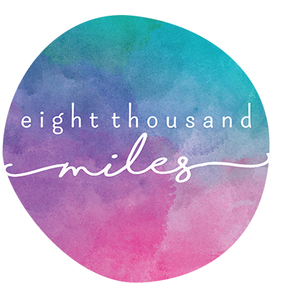 Eight Thousand Miles