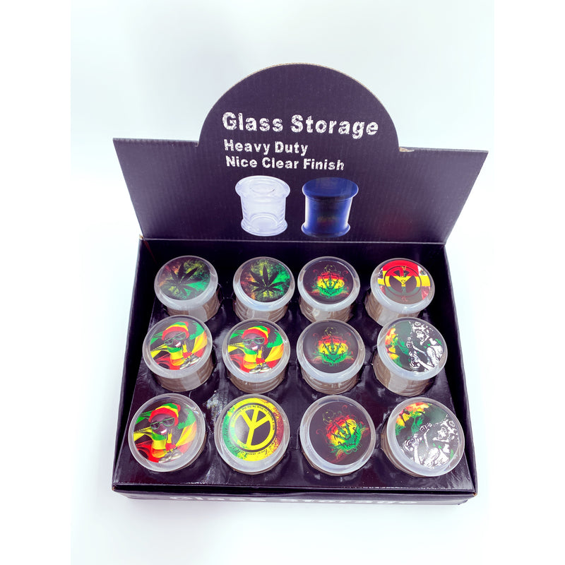 Stash Jars SM Box