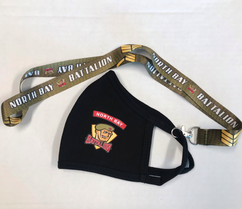 Back to School Special - Lanyard and Mask  $13.99
