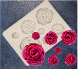 Rose Decorating Mold