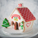 8pcs/set 3D Christmas Cookie Cutters