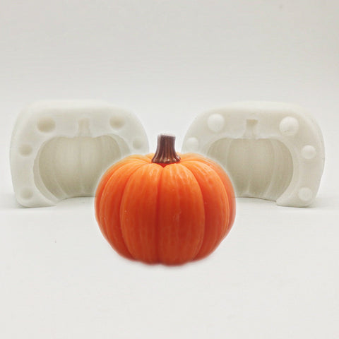 Silicone Halloween Pumpkin  Moulds