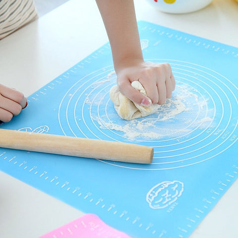 Silicone Baking Mat with scale