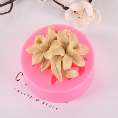 Flower Silicone Mould