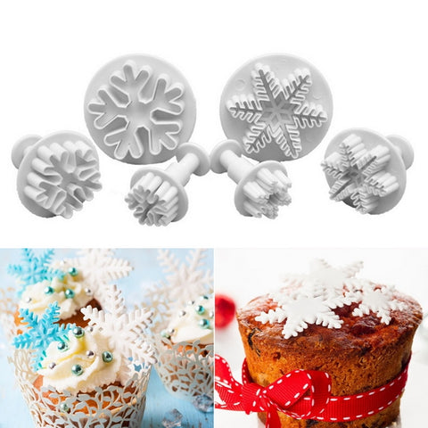 3 pcs Cake Decorating Tools