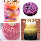 Pigment Airbrush Cake Decorating Tools